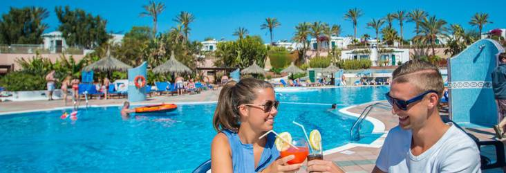 POOL BAR HL Club Playa Blanca Hotel Lanzarote