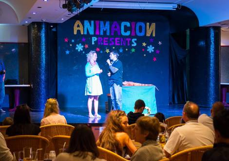 Entertainment HL Club Playa Blanca Hotel Lanzarote