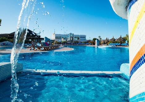 Pools HL Club Playa Blanca Hotel Lanzarote